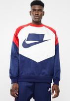Nike - Nsw nsp crew wvn - multi