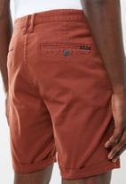 Billabong  - New order twill walkshort - brown