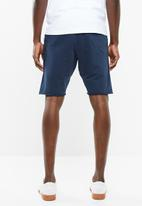 Levi's® - Seamed sweat short - navy