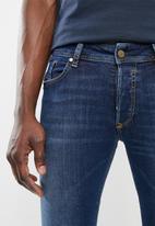 Diesel  - Sleenker slim-skinny jean - blue