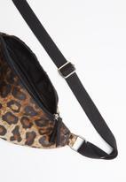 Vero Moda - Sanie fanny pack - brown  & black