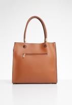 Miss Black - Harva handbag - tan