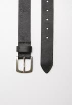 Superbalist - Vintage smart belt - black