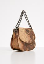 Vero Moda - Sacka cross over bag - brown
