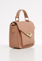 Vero Moda - Sanne cross over bag - pink