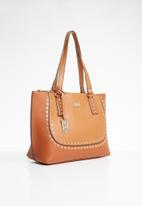Miss Black - Klara handbag - tan