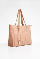 Miss Black - Rosalie handbag - pink