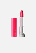 Maybelline - Color sensational made for all lipstick - fuchsia for me
