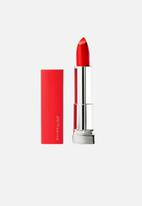 Maybelline - Color sensational made for all lipstick - red for me
