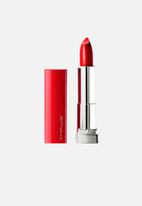 Maybelline - Color sensational made for all lipstick - ruby for me