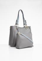 Miss Black - Neko handbag - grey