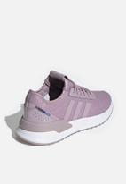 adidas Originals - U _ Path Run - soft vision/chalk purple S18/ftwr white