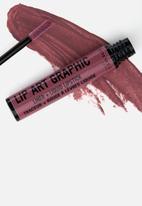 Rimmel - Lip Art Graphic Liner & Liquid Lipstick - Vandal