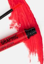 Rimmel - Lip Art Graphic Liner & Liquid Lipstick - Hot Spot