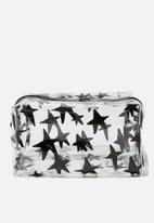 Typo - Made up cosmetic bag - black