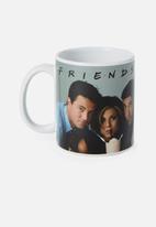 Typo - Anytime mug - grey & white
