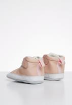 shooshoos - Cleveland sneaker - pink & white