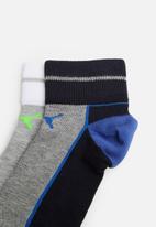 PUMA - Boys secret sock puma - multi