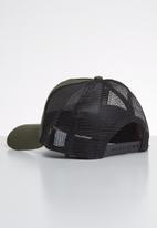 New Era - Trucker league essential New York Yankees - khaki & black