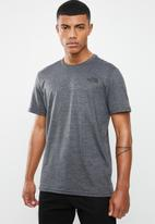 The North Face - M short sleeve simple dome tee - grey