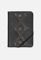 Typo - Rfid passport holder - black