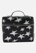 Typo - Vacay cosmetic bag - black & white