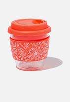 Typo - All day travel cup 8oz - coral