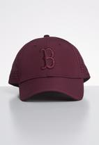 New Era - 9forty New era Boston red sox - burgundy