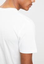 Jack & Jones - Neron short sleeve tee - white