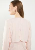 STYLE REPUBLIC - Light weight trench coat - pink