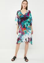 Lithe - Printed kaftan - multi
