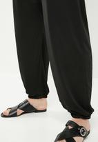 edit - Lounge pants - black