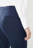 POLO - Brooke formal pants - navy