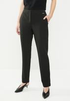 POLO - Brooke formal pants - black