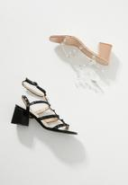 Public Desire -  Always heel - black