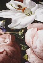 Hertex Fabrics - Rachel round rug - full bloem
