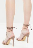 Public Desire - Slinky heel - brown