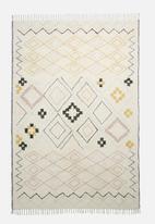 Sixth Floor - Emori tufted rug - multi