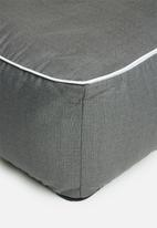 Sixth Floor - Outdoor floor cushion - grey