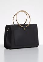BLACKCHERRY - Stassy bag - black