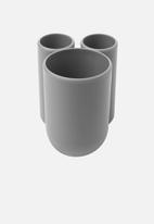 Umbra - Touch toothbrush holder - grey