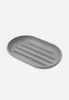 Umbra - Touch soap dish - grey