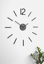 Umbra - Blink wall clock - black