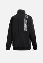 adidas Originals - Danielle cathari x adidas originals fire bird tracksuit top - black