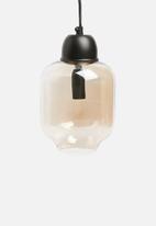 Sixth Floor - Toren glass pendant