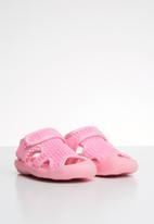 POP CANDY - Girls velcro sandals - pink