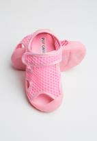 POP CANDY - Girls velcro sandals - pink