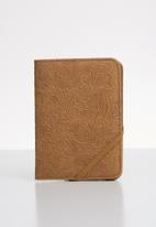 Typo - Rfid passport holder - tan