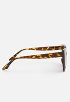 Joy Collectables - Winged sunglasses - brown