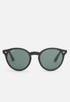 Ray-Ban - Ray-ban blaze 0rb4380n - black green classic
